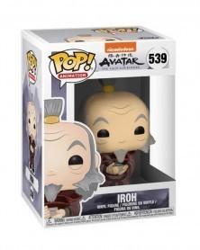 POP Animation - Avatar The Last Airbender - Iroh, caixa