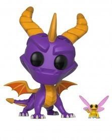 Funko POP Games - Spyro The Dragon and Sparx