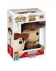 Funko POP Disney - Toy Story - Woody (20th Anniversary), caixa