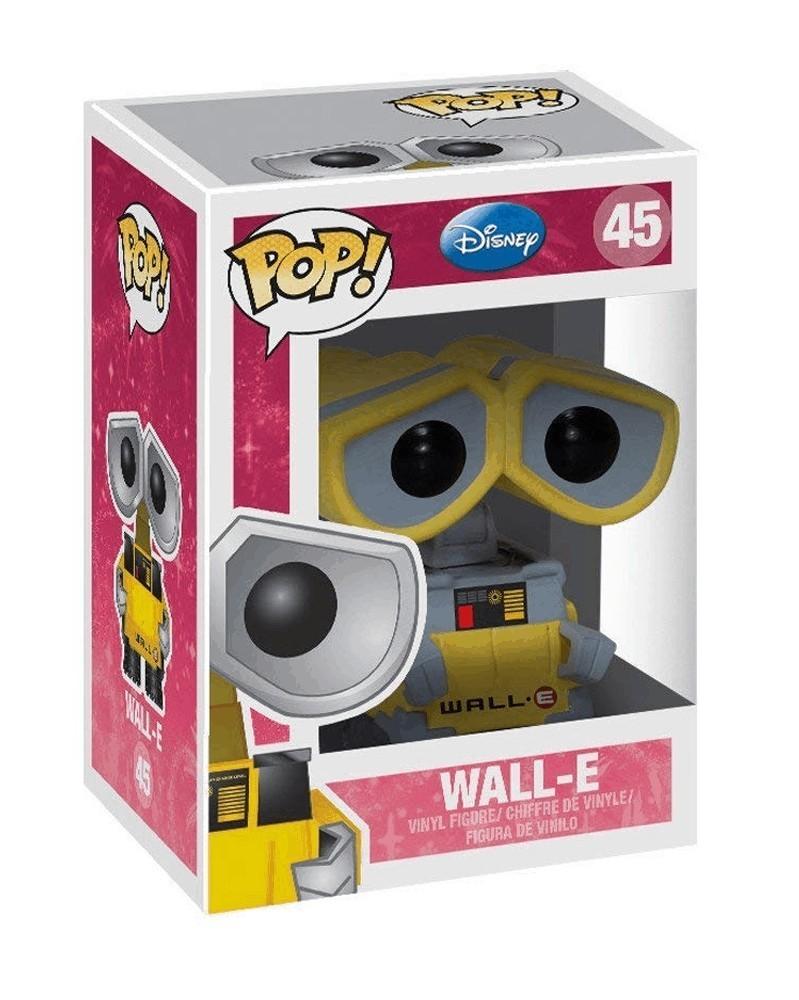 Funko POP Disney - Wall-E, caixa