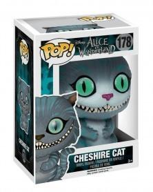 Funko POP Disney - Alice in Wonderland - Cheshire Cat, caixa