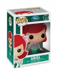 Funko POP Disney - The Little Mermaid - Ariel, caixa