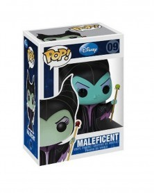 Funko POP Disney - The Sleeping Beauty - Maleficent, caixa