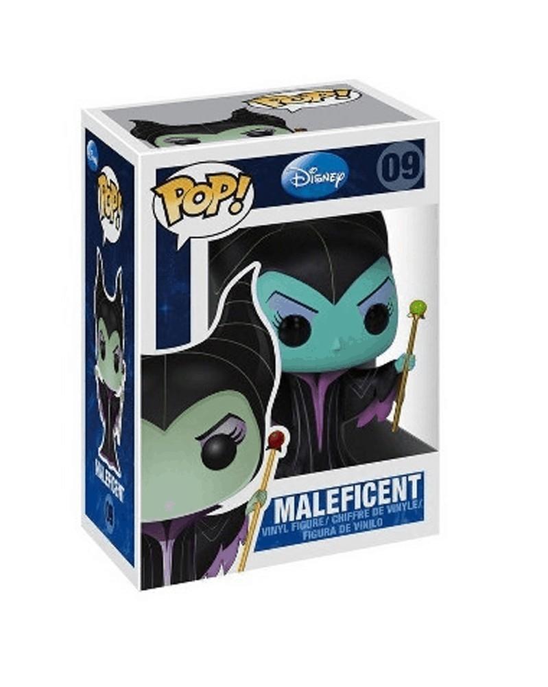 Funko POP Disney - The Sleeping Beauty - Maleficent, caixa