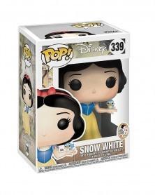 Funko POP Disney - Snow White (80 Years), caixa