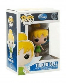Funko POP Disney - Peter Pan - Tinker Bell, caixa