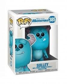 Funko POP Disney - Monster's Inc - Sulley, caixa