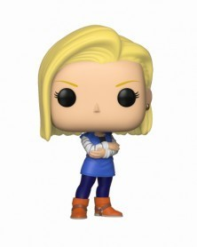 Funko POP Dragonball Z Android 18