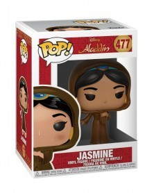 Funko POP Disney - Aladdin - Jasmine in Disguise, caixa