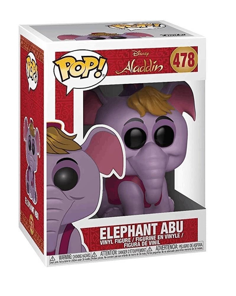 Funko POP Disney - Aladdin - Elephant Abu, caixa