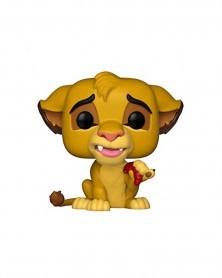 Funko POP Disney - The Lion King (Live Action) - Simba