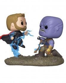 Funko POP Marvel - Movie Moments - Thor vs. Thanos