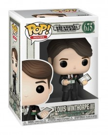 Funko POP Movies - Trading Places - Loius Winthorpe III, caixa
