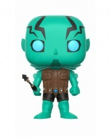 Funko POP Comics - Hellboy - Abe Sapien