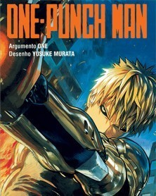 One-Punch Man 01 vol.2 (Ed. Portuguesa)