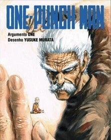 One-Punch Man vol.4 (Ed. Portuguesa)