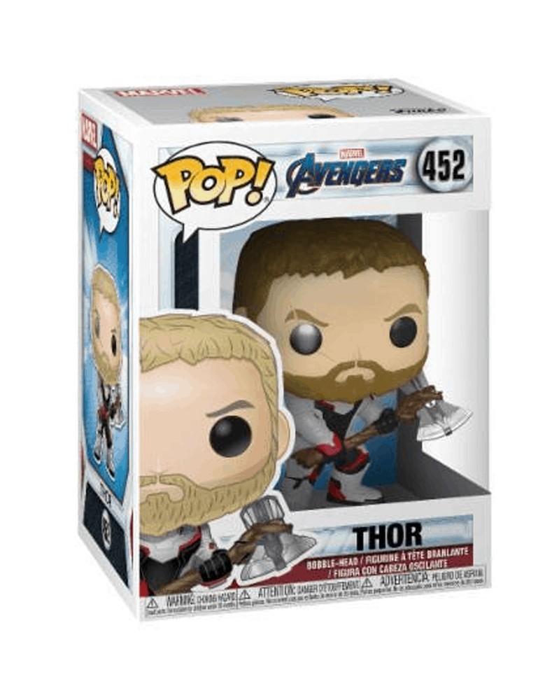 Funko POP Avengers: Endgame - Thor, caixa