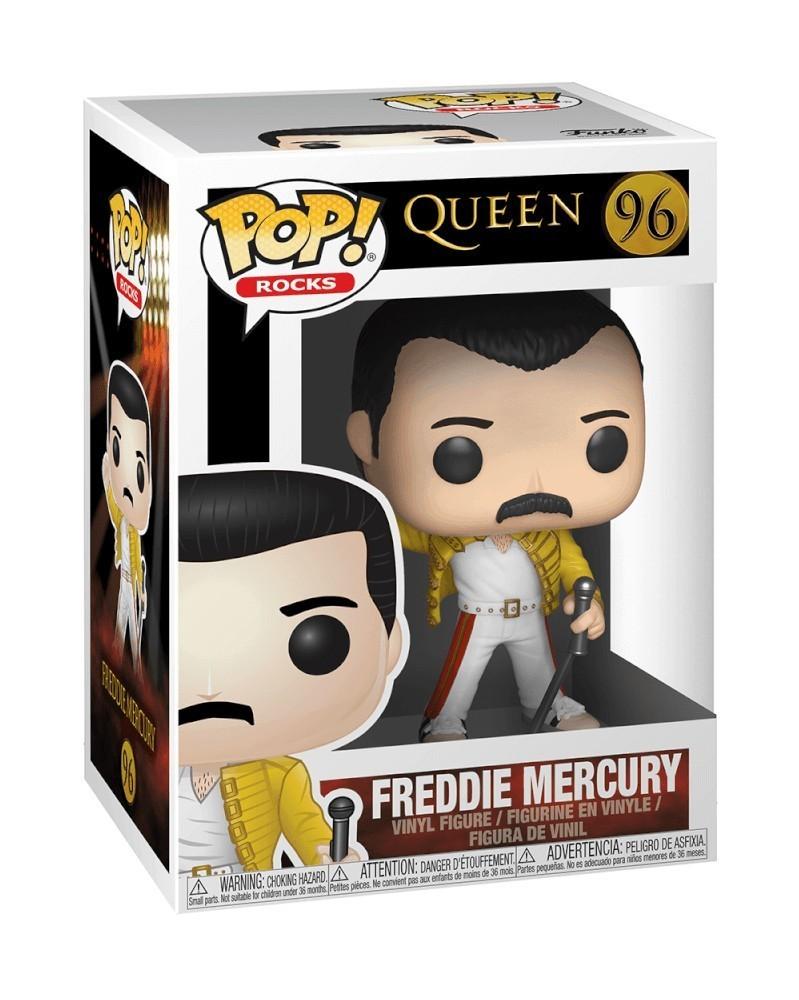 Funko POP Rocks - Queen - Freddie Mercury (Wembley)