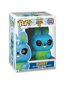 Funko POP Disney - Toy Story 4 - Bunny, caixa