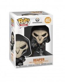 Funko POP Games - Overwatch - Reaper (Wraith)