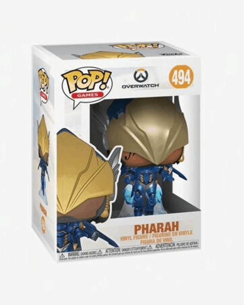 Funko POP Games - Overwatch - Pharah (Victory Pose), caixa