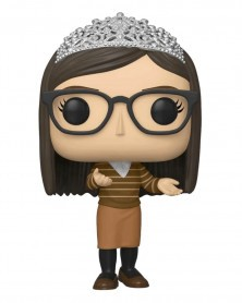 Funko POP Television - The Big Bang Theory  - Amy Farrah Fowler