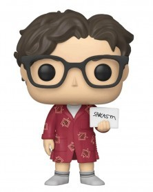 copy of Funko POP Television - The Big Bang Theory  - Leonard in Robe