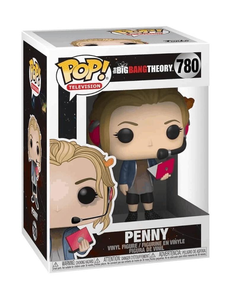 Funko POP Television - The Big Bang Theory  - Penny, caixa