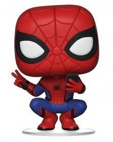 POP Marvel - Spider-Man: Far From Home - Spider-Man (Hero Suit)