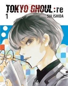 Tokyo Ghoul Re: vol.1 (Ed. Portuguesa)