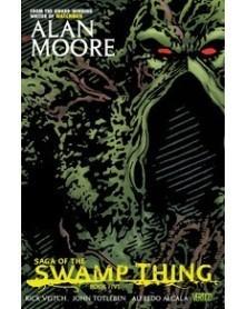 Saga of the Swamp Thing vol.05 TP