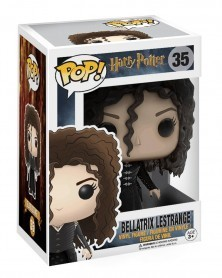 Funko POP Harry Potter - Bellatrix Lestrange, caixa