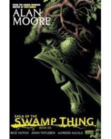 Saga of the Swamp Thing vol.06 TP