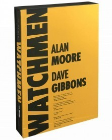 Watchmen HC (Alan Moore/Dave Gibbons) Modern Classic Edition, caixa