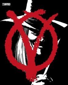 V For Vendetta, 30th Anniversary Edition HC (Alan Moore/David Lloyd)