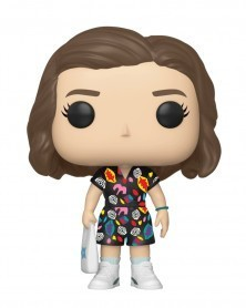 Funko POP TV- Stranger Things - Eleven (Mall Outfit)