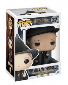Funko POP Harry Potter - Minerva McGonagall, caixa