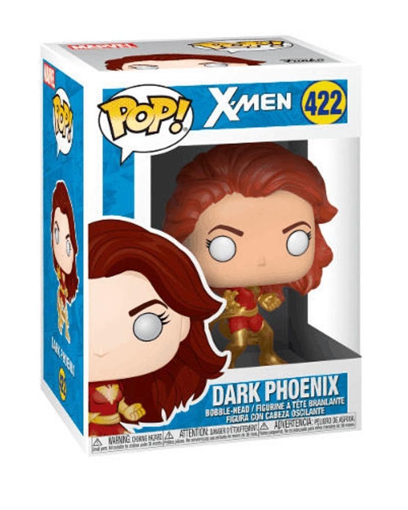 Funko POP Marvel - X-Men - Dark Phoenix, caixa