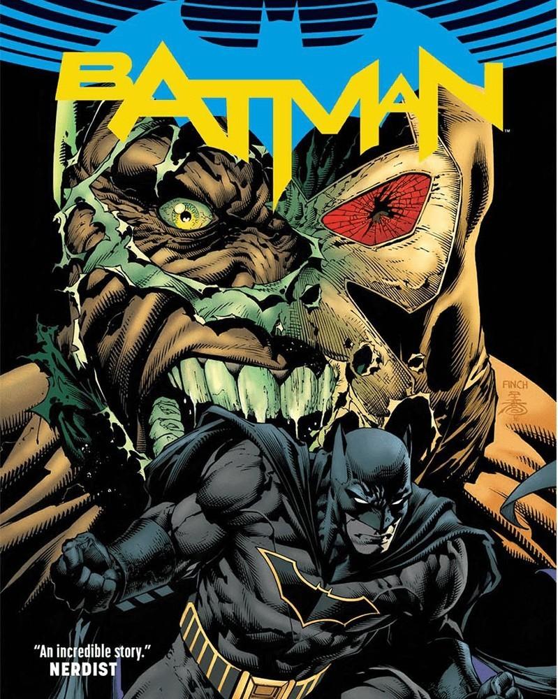 Batman vol.3: I Am Bane TP (Rebirth), de Tom King
