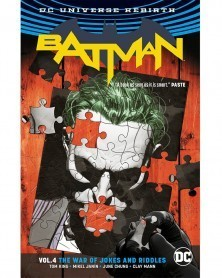 Batman vol.4: The War of...