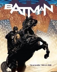 Batman vol.5: The Rules of Engagement TP (Rebirth), de Tom King