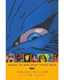 Batman: The Dark Knight Strikes Again TP (Frank Miller), capa
