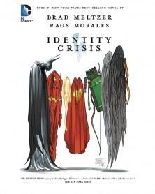 Identity Crisis TP (Nova Edição), capa