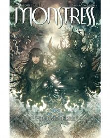 Monstress vol.3: Haven TP, capa