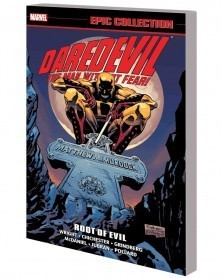 Daredevil Epic Collection: Root of Evil, capa