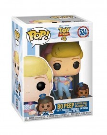 Funko POP Disney - Toy Story 4 - Bo Beep, caixa