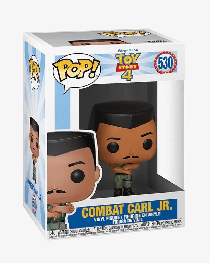 Funko POP Disney - Toy Story 4 - Combat Carl Jr., caixa