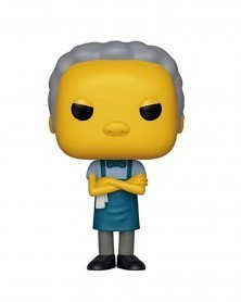 Funko POP Television - The Simpsons - Moe