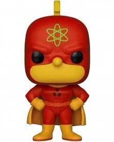 Funko POP Television - The Simpsons - Radioactive Man