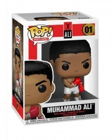 Funko POP Sports - Muhammad Ali, caixa
